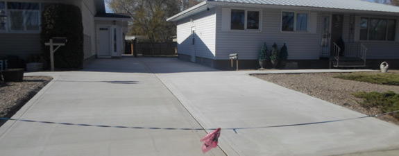 Concrete Contractor in Regina